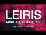 24.08 Berlin Calling: Leiris (Minibar, DE)