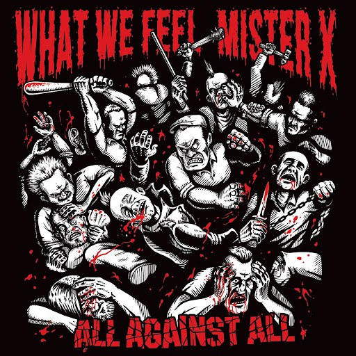 What We Feel альбом All Against All