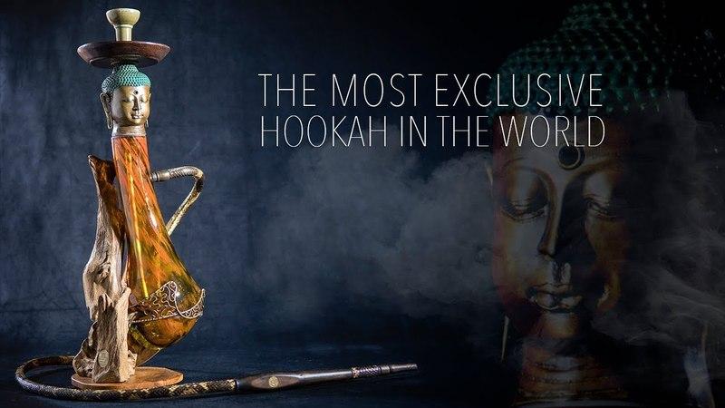 Luxury Buddha Only in Los Angeles Hookah Shisha Setup Tutorial 4K