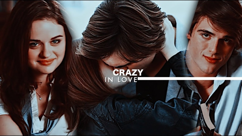 ► noahelle [the kissing booth]; crazy in love