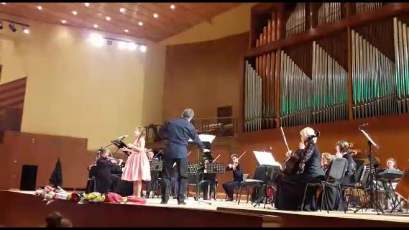 Анна Саттарова и камерный оркестр И.Лермана_Кар кызы