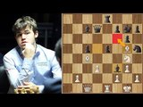 This is Hollywood Carlsen vs Svidler Candidates Tournament 2013. Round 14