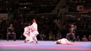 ITALY Female Team Kata - Kata Paiku - Bronze fight. 2014 World Karate Championships