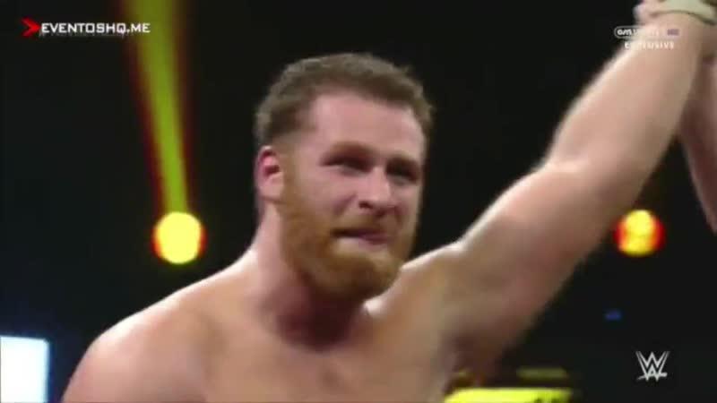 Sami Zayn vs Adrian Neville NXT Takeover R-evolution 2014