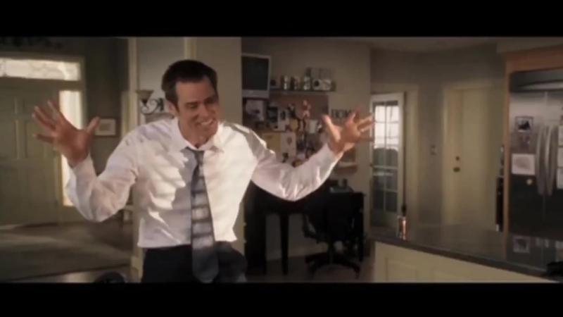 Jim Carrey. Джим Керри. Клип. Это видео создал гений.