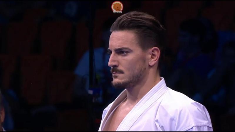 Али Софуоглу (Турция) - Дэмиан Куинтеро (Испания).