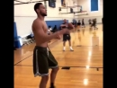 Ben Simmons working on that jumper