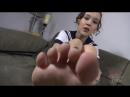 Daughter Feet POV
