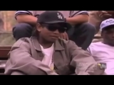 Eazy-E - Talks Rodney King &amp Fuck The Police Song (1991)