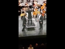 Duet Don Carlo and Rodrigo at concert BSO, 10th of December 2017