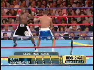 25 06 2005 Floyd Mayweather vs Arturo Gatti