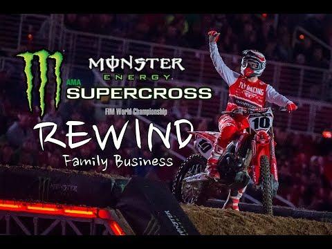 Supercross Rewind Justin Brayton