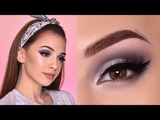 Cool Toned Smokey Eye Makeup Tutorial Chatty Glam