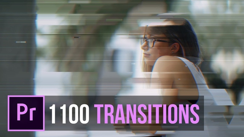 1100 Amazing Transitions For Premiere Pro | Seamless Transitions Review