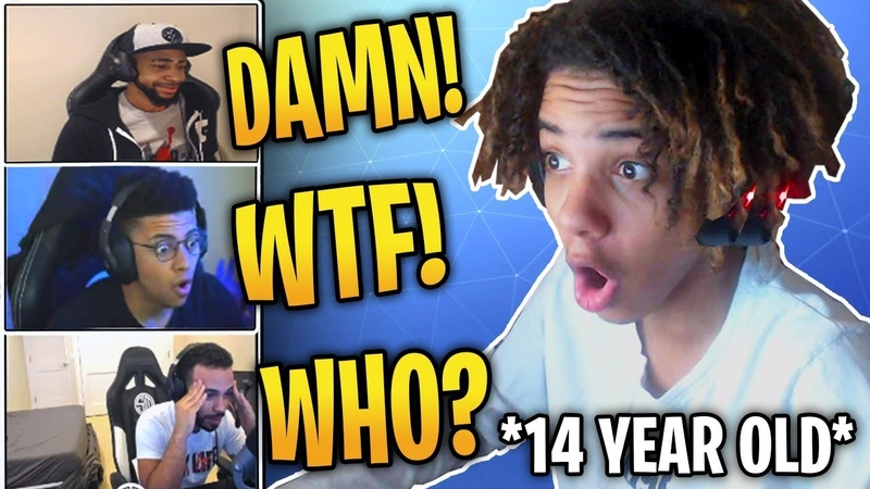 This 14 Year Old Kid *DESTROYED* ENTIRE TSM Squad! (INSANE)