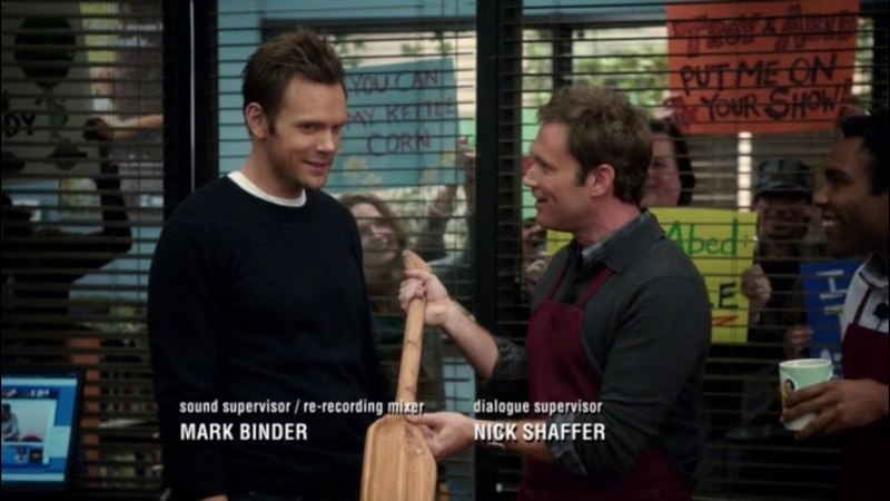 Community - Troy and Abed in the Morning Compilation