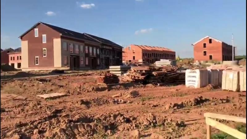 Крутейшее видео от Каскада о поселке - Александрия таун! 10 мая александриятаун жкалександриятаун александрия_таунт каскад
