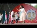 21 07 2018г г Новокузнецк Сабантуй Дети Песня Праздник