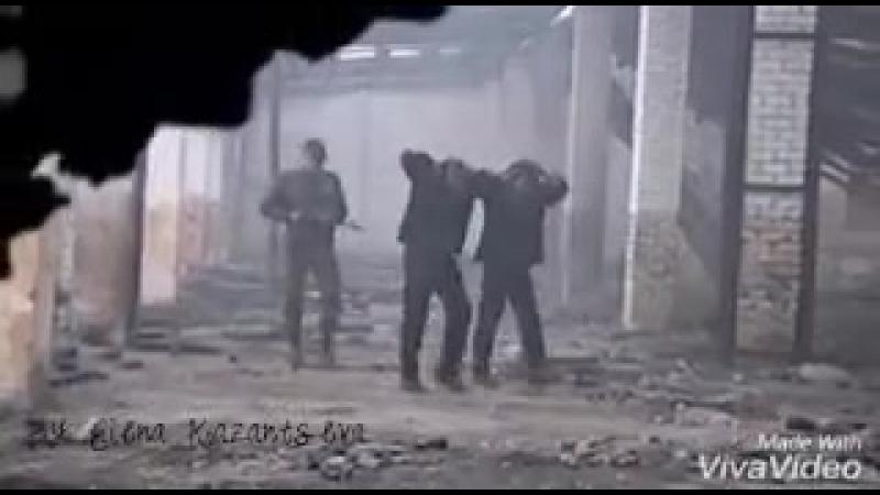 Вырезка из сериала Господа офицеры. Побег Козыря (Бати)