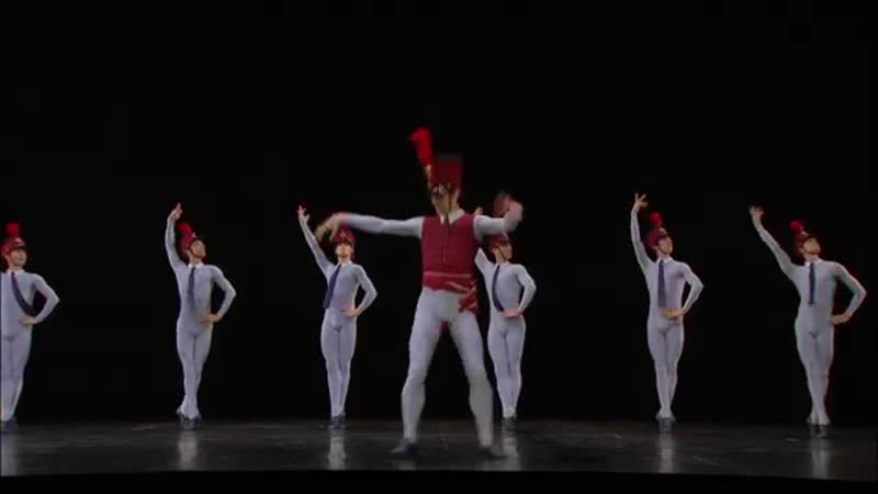 Tribute to Jerome Robbins (2010) - ballets