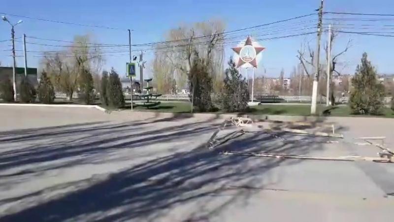 Пофигизм на улицах Каменска-Шахтинского...