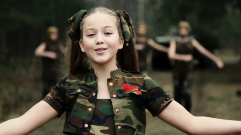 Три танкиста Ангелина Пиппер День победы.