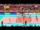 Волейбол. ЧМ 2018. Женщины. Нидерланды - Китай. Группа H. Третий групповой этап. 3-ий тур. 16.10.2018
