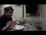 Как правильно есть варёные яйца