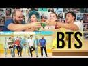 BEST BTS REACTION EVER! - Dreaming in LA 17
