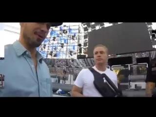 Егор во влоге у бывшего танцора