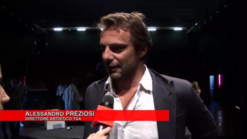 AQBOX.TV - Il Direttore Artistico Alessandro Preziosi spiega la scelta del tema(2)