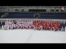 Русские Витязи VS Сборная студентов 41 18.04.18