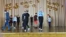 Занятия по актёрскому мастерству театрального коллектива Росинка (2часть)