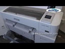 Process for Print Images on Board by Epson Surecolor T series Wide Format Printer