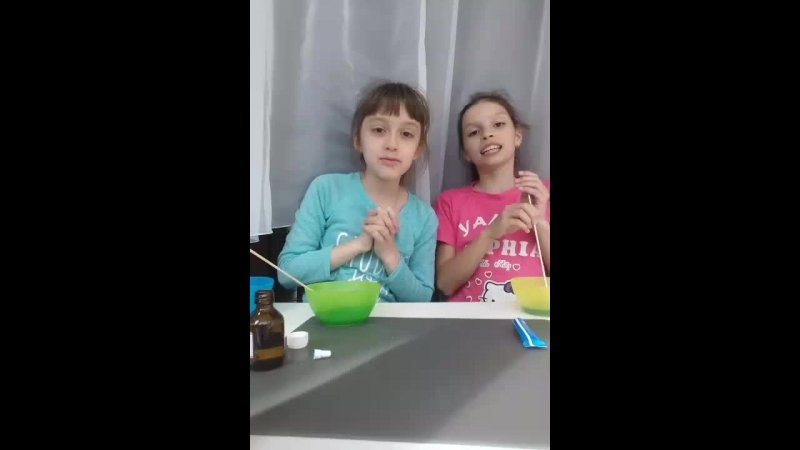 лизун с Софией часть2