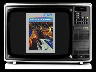 Atari - Caverns of Mars