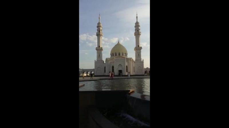 Белая мечеть г.Булгар