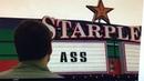 А наиболее популярным был фильм Задница