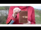 Tapshuk - вироби з шкри.Video by Rostik Pavlyuk