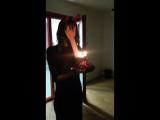 День рождение Ясмины
