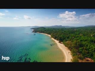Vietnam - Phu Quoc Island by Drone 4K