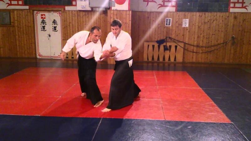Aikido kote gaeshi different attacks
