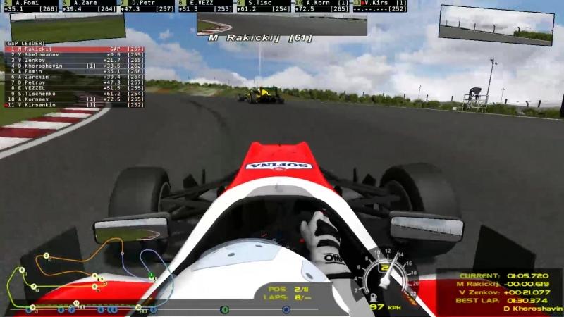 FIA Formula 3 European Algarve International Этап №2