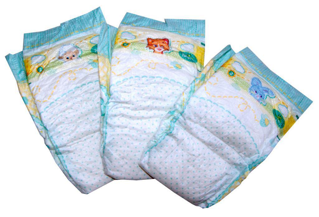 Министра социального развития области заставили купить подгузники