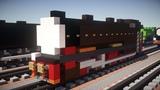 Minecraft Hurricane Tank Engine Thomas &amp Friends Tutorial