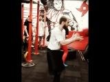 Функциональная тренировка бойца Кёкусинкай карате из Мэдмакс доджо от Чемпиона мира по Кёкусинкай карате Макса Дедика
