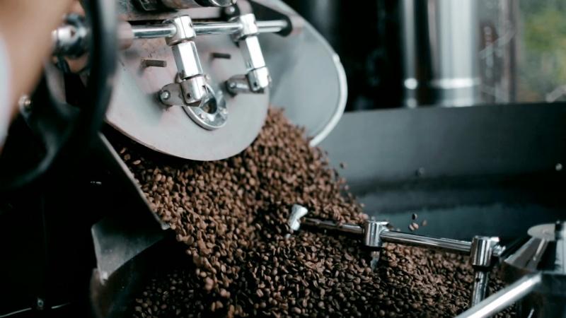 Обжарка Uco coffee