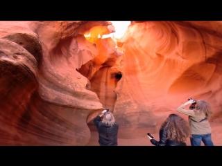 Невероятные места на Земле и самые необычные дороги