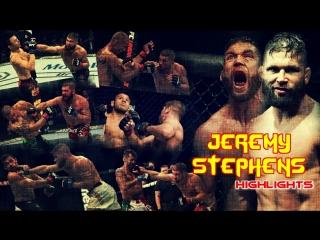 Jeremy Stephens Highlights
