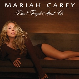 Mariah Carey альбом Don't Forget About Us